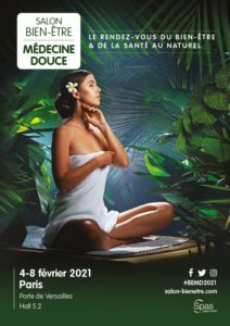 affiche du salon Bien-Être Médecine douce 2021
